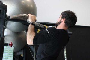 Entrenamiento para mejorar la composición corporal en hombres